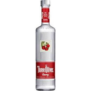Thee Olives Cherry Vodka