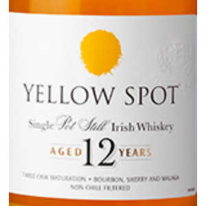 Yellow Spot 12 Yr Irish Whisky