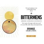 Bittermens Orange Cream Citrate Label