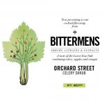 Bittermens Orchard Celery Label