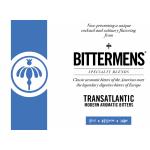Bittermens Transatlantic Aromatic Bitters Label