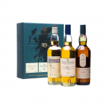 Cragganmore 12 Year Old - Talisker 10 Year Old - Lagavulin 16 Year Old