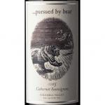 Pursued by Bear Cabernet 2015 Label