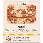 IL Lago Merlot Label
