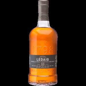 Ledaig 10 YR Single Malt Scotch