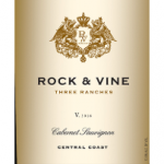 Rock Vine Three Ranches Cabernet Sauvignon Label