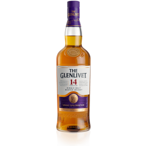The Glenlivet Scotch Single Malt 14 Year Cognac Cask