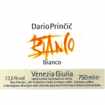 Dario Princic Venezia Giulia Bianco Label