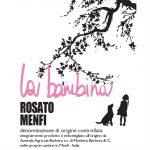 La Bambina Cantine Barbera Rosato Label