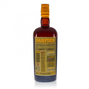 Hampden Estate 7 Year Old Pure Single Jamaican Rum
