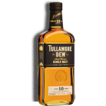 Tullamore Dew 10 Year Old Irish Single Malt Whiskey