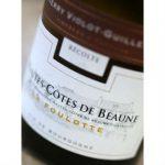 Thierry Violot Guillemard Bourgogne Hautes Cotes de Beaune La Foulotte