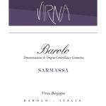 Virna Barolo Preda Sarmassa Label