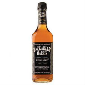 Zackariah Harris Bourbon Whiskey