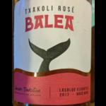 Balea Txakoli Rose Label