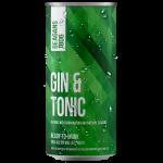 Beagans Gin and Tonic