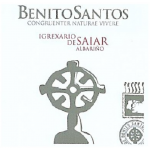Benito Santos Albarino Label