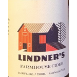 Lindner's Farmhouse Cider Label