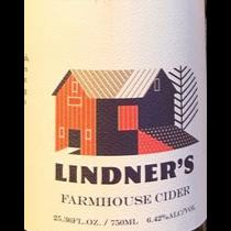 Lindner's Farmhouse Cider Label