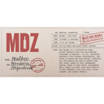 RJ Vinedos MDZ Wines Malbec Label