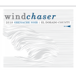 Windchaser Wine Co Grenache Label
