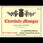 Barthod Chambolle Musigny Bourgogne Rouge