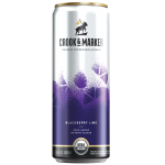 Crook and Maker Blackberry Lime Hard Seltzer