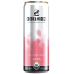 Crook and Maker Straberry and Lemon Hard Seltzer