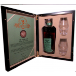 Glenlivet 1981 36 Year Aged Signatory 30th Anniversary With Glasses