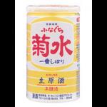 Kikusui Funaguchi Ichiban Shibori Genshu Honjozo Nama Sake