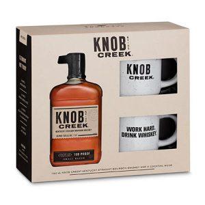 Knob Creek Mug Gift Set