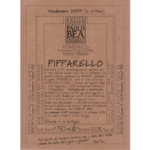Paolo Bea Pipparello Montefalco Rosso Riserva Label