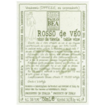 Paolo Bea Rosso de Veo Label