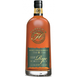 Parker's Heritage Collection Heavy Char 8 Year Rye