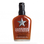 Garrison Brothers Boot Flask Straight Bourbon
