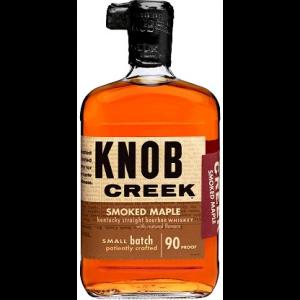 Knob Creek Bourbon Small Batch Smoked Maple