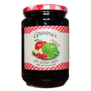 Grandma's Sangria Apple Raspberry