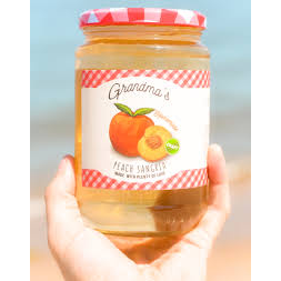 Grandma's Sangria Peach