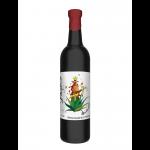 El Jolgorio Todos Santos Arronqueno Mezcal Black Bottle