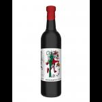 El Jolgorio Todos Santos Tobasiche Mezcal Black Bottle