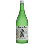 Hakutsuru Organic Junmai Sake