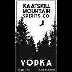 Kaatskill Mountain Spirits Co Vodka