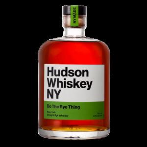 Do The Rye Thing _ Hudson Rye Whiskey