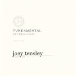 Joey Tensley Cabernet Sauvignon Label