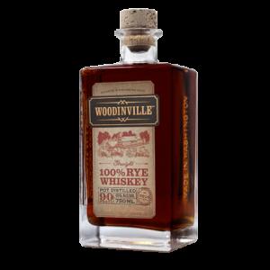 Woodinville Straight Rye Whiskey