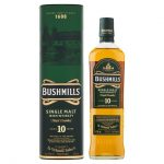 Bushmills 10 Year Old Single Malt Irish Whisky