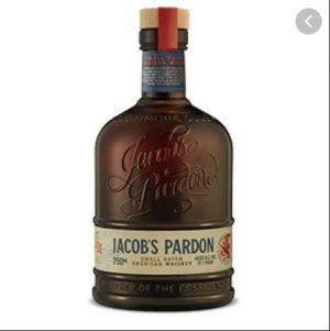 Jacob's Pardon 8 Year Small Batch American Whiskey