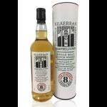 Kilkerran Single Malt Scotch Whisky 8 Year Old Cask Strength Oloroso Cas