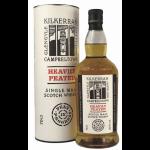 Kilkerran Single Malt Scotch Whisky Heavily Peated Batch No 3
