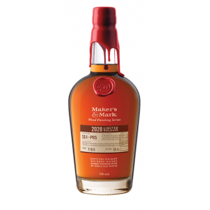 Maker's Mark Wood Finishing Series Limited Release 2020